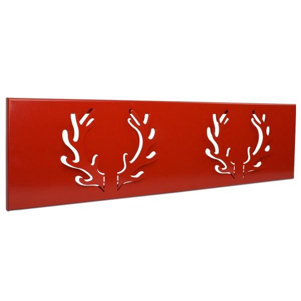 hirschgeweih garderobe oh deer von pulpo ebay. Black Bedroom Furniture Sets. Home Design Ideas
