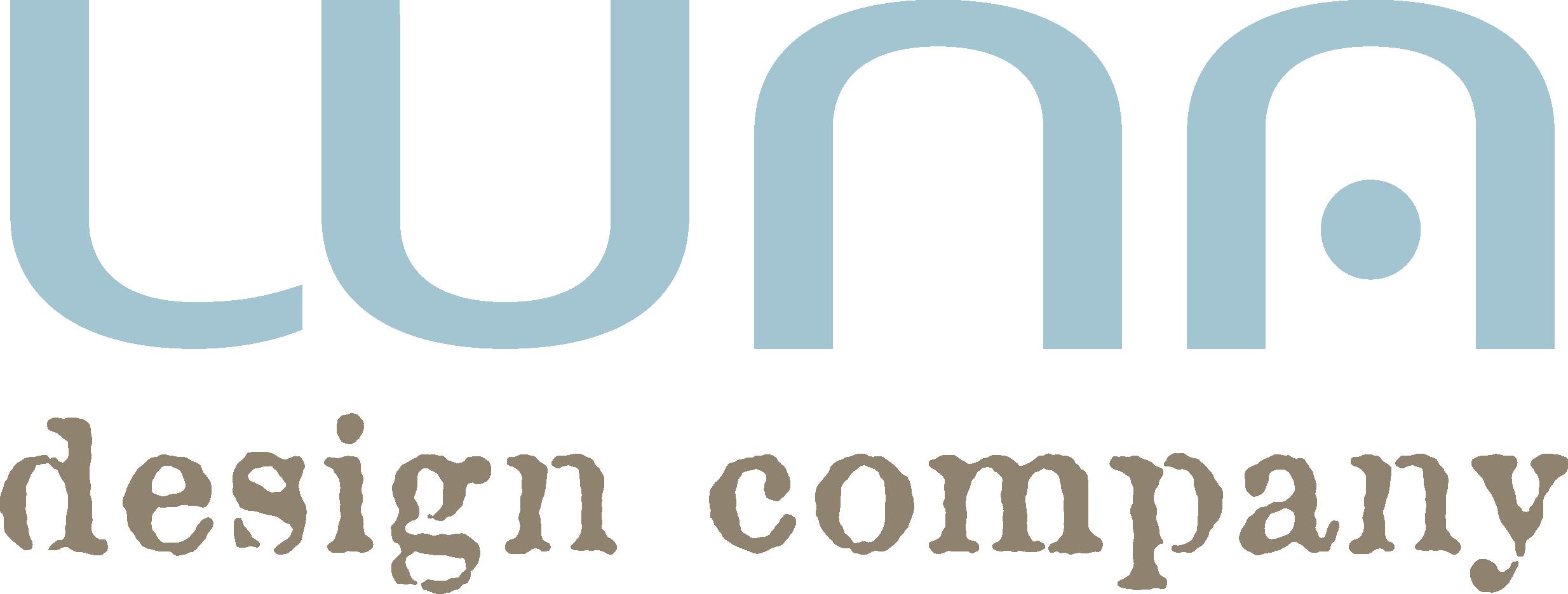 LUNA design company Logo