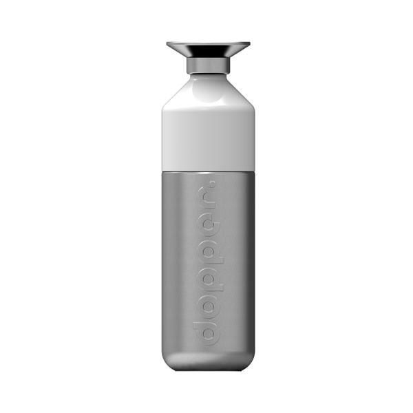 dopper steel wiederverwendbare trinkflasche von dopper. Black Bedroom Furniture Sets. Home Design Ideas