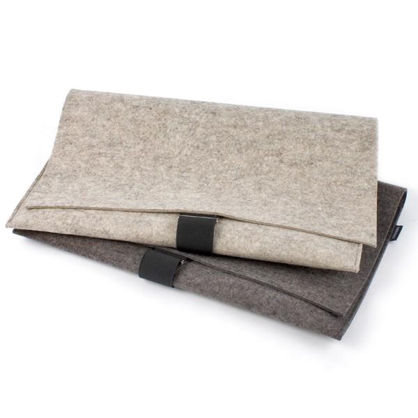 macbook macbook pro laptop h lle 15 aus filz von parkhaus. Black Bedroom Furniture Sets. Home Design Ideas