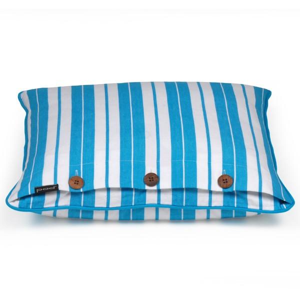 kissenbezug aqua 60 x 60 cm von pad. Black Bedroom Furniture Sets. Home Design Ideas