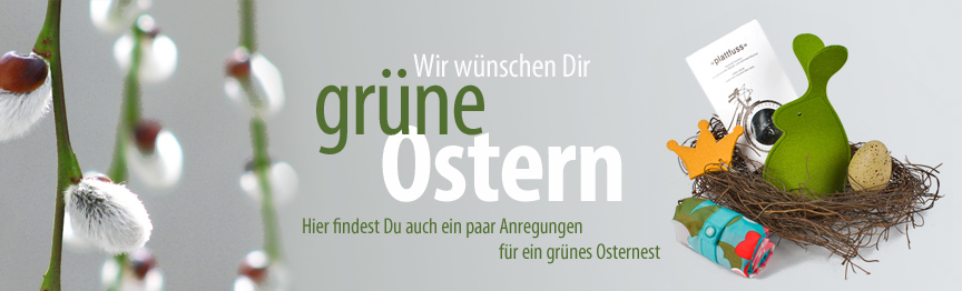 Ostern bei green your life
